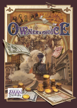 Owner's Choice by Z-Man Games, Inc.