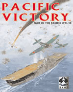 Pacific Victory (War in the Pacific 1941-1945) by Columbia Games