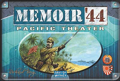 Memoir '44: Pacific Theater Expansion by Days of Wonder, Inc.