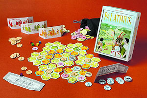 Palatinus - The Seven Hills of Rome by Mayfair Games