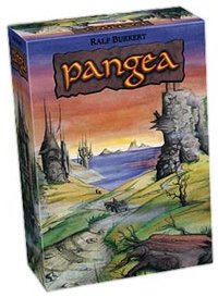 Conquest of Pangea by Immortal Eyes Games / Winning Moves