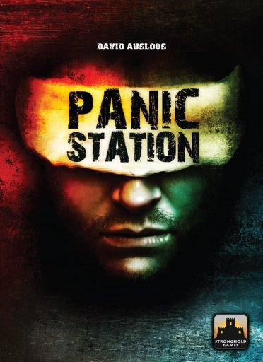 Panic Station by Stronghold Games