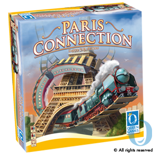 Paris Connection by Queen Games GmbH
