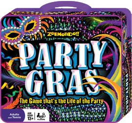 Party Gras by Zobmondo Entertainment, LLC