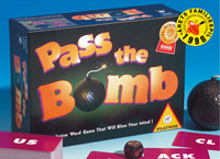 Pass the Bomb by Piatnik