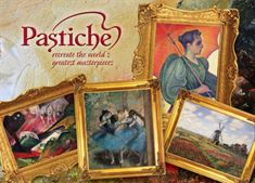 Pastiche by Gryphon Games