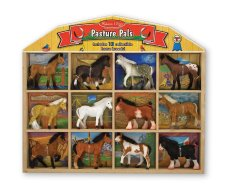 Pasture Pals - 12 Horses by Melissa and Doug