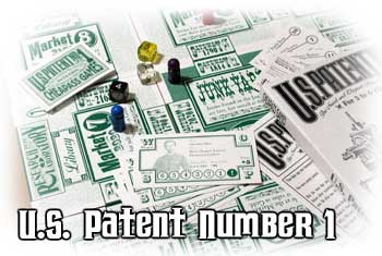 U.S. Patent Number 1 by Cheapass Games
