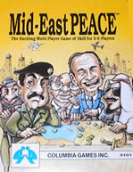 Mid-East Peace by Columbia Games
