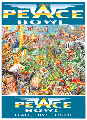 PeaceBowl by Angelo Porazzi