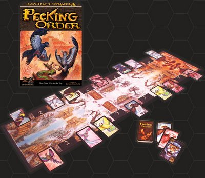 Pecking Order by Immortal Eyes Games / Winning Moves