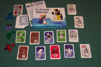 Penguin Ultimatum by Eight Foot Llama