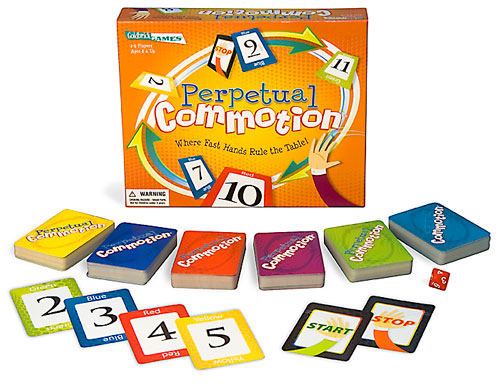 Perpetual Commotion by Goldbrick Games, LLC