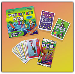 The PEZ¨ Card Game - Starter Deck by US Games Systems