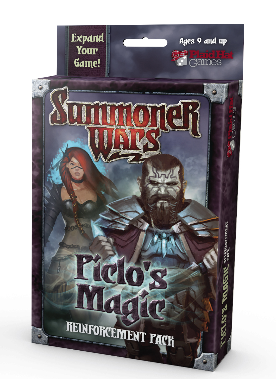 Summoner Wars: Piclo's Magic by Plaid Hat Games
