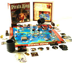 Pirate King - The Game by Temple Games, Inc.