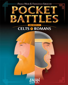 Pocket Battles: Celts Vs Romans by Z-Man Games, Inc