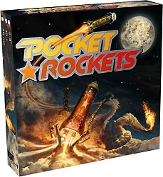 Pocket Rockets by Asmodee Editions