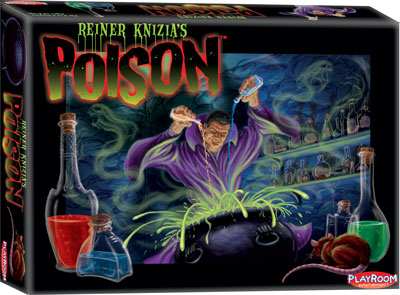 Poison (Reiner Knizia's Poison) by Playroom Entertainment