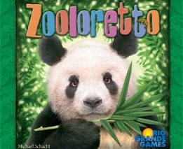 Zooloretto Polar Bear Expansion by Rio Grande Games