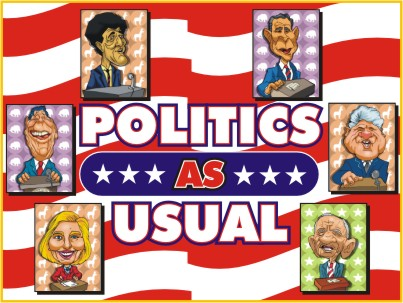 Politics As Usual by ONE SMALL STEP GAMES