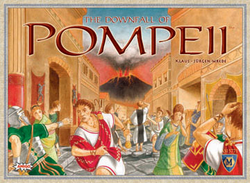 Pompeii by Mayfair Games