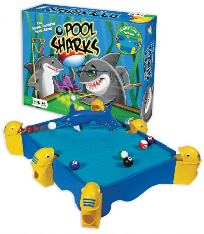 Pool Sharks by Gamewright