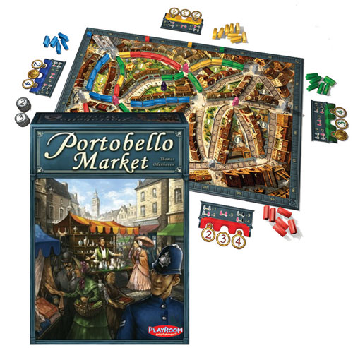 Portobello Market by Playroom Entertainment