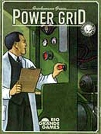 Power Grid by Rio Grande Games