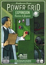 Power Grid: Russia / Japan Expansion by Rio Grande Games