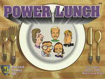 Power Lunch by Mayfair Games