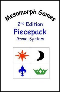 Piecepack--2nd Edition from Mesomorph Games by Mesomorph Games