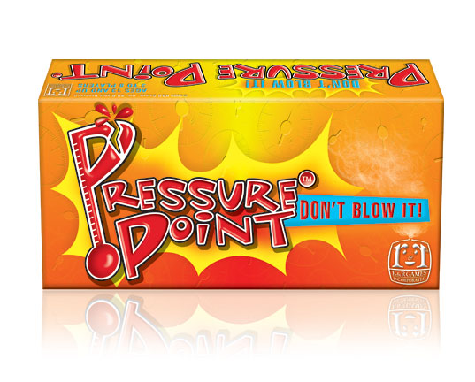 Pressure Point by R & R Games, Inc.