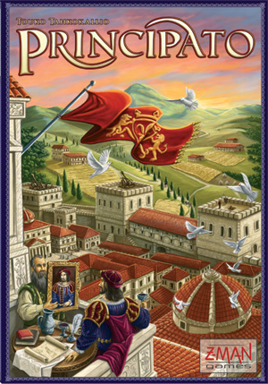 Principato by Z-Man Games, Inc.
