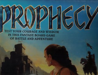 Prophecy (Proroctví ) - first edition by Blackfire Entertainment