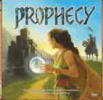 Prophecy Board Game by Z-Man Games, Inc.