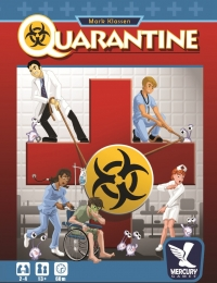 Quarantine by Mercury Games