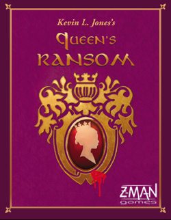 Queen's Ransom by Z-Man Games, Inc.