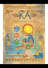Ra: The Dice Game by Rio Grande Games