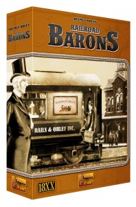 Railroad Barons by Lookout Games