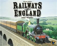 Railways of England and Wales by Eagle Games