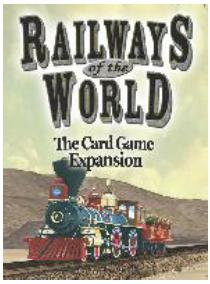 Railways Of The World: The Card Game Expansion by Eagle Games
