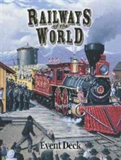 Railways of the World Event Deck by Eagle Games