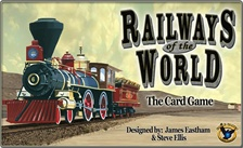 Railways Of The World: The Card Game by Eagle Games