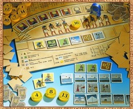 Ra Board Game by Rio Grande Games