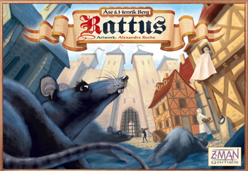 Rattus by Z-Man Games, Inc.