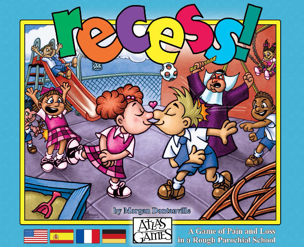 Recess! by Atlas Games