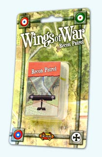 Wings Of War: Recon Patrol Booster Pack by Fantasy Flight Games
