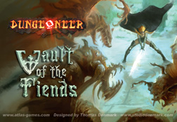 Dungeoneer: Vault of the Fiends (reprint) by Atlas Games