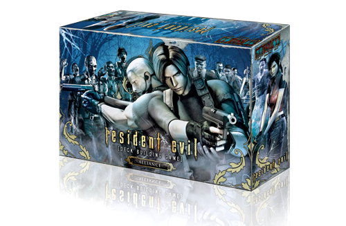 Resident Evil DBG: Alliance by Bandai America Inc.